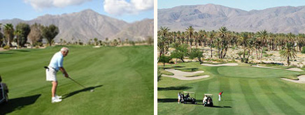 golfing in borrego springs